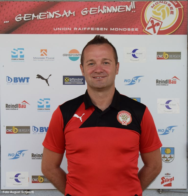 Mamoser Christoph - Cheftrainer KM
