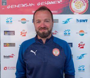 Christoph Mamoser  - Cheftrainer KM