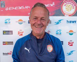 Franz Scheibl  - Tormanntrainer